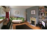 Lovely 3 Bed with balcony overlooking Clissold Park. Solid oak floorboards. New throughout.
