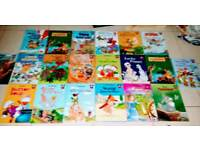 STUNNING 20 X DISNEY KIDS BOOK COLLECTION.