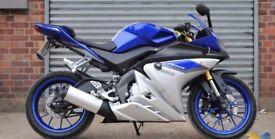 Yamaha yzf 125 R125 ABS