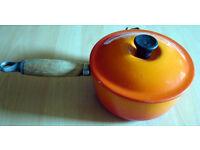 Le Crueset 16cm Pan with Lid