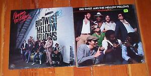 vinyl record album BIG TWIST & THE MELLOW FELLOWS R&B soul Kitchener / Waterloo Kitchener Area image 1