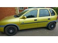 Corsa 1.2 5dr Automatic for sale
