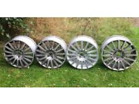 "Ford Mondeo MK3 ST TDCI / ST220 18"" Alloy Wheel 16 7.5Jx18 4 x WHEELS for Refurb"