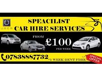 HIRE A PCO CAR/ UBER READY / CHEAPEST HIRE IN LONDON / from £100***/ QUICK