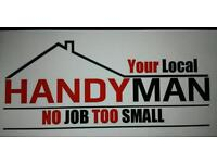 Handyman & Garden Maintenance Services.