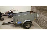 "3""x 5"" galvanised trailer"
