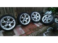 "17"" Ford Street packs Alloys 4x108"