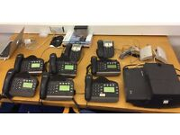 x8 Office Telephone BT Versatility ISDN V8 Office Phone Systems rrp£3200