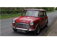 1965 MINI Cooper Morris Cooper