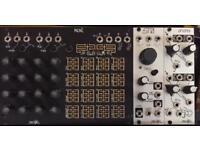 Eurorack, make noise doepfer modules. Modular Synth