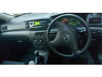 Toyota corolla 1.6 petrol vvti t3