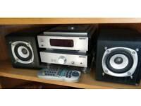 Hitachi stereo