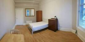 Large Double Bedroom for Rent in Glasgow Central