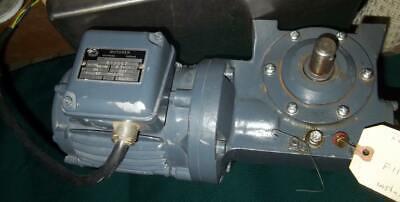 Neckar Motoren 817057 Motor W Gear Reducer