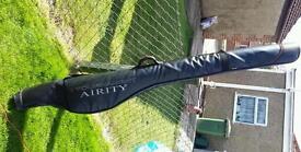 Tournament airity rod bag
