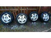 Mercedes wheels alloys 16inch