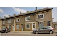 Newly refurbished 3 dble bedrooms, 2 receptions, house. Gisburn St. Barnoldswick BB18 5ER Lancashire