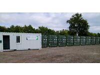 Self Storage container hire Clay Cross Chesterfield