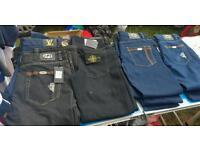 Gucci Armani stone island jeans