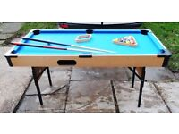 Uniplay 5ft Pool Tabe Good condition