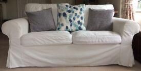 Double Sofa Ikea Ektorp