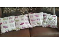 VW style Campervan cushions