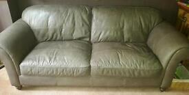 Leather sofa in very good condition