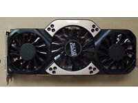 Nvidia Geforce 770 GTX gaming card