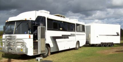 1979 Bedford Motorhome/Trailer/Boat&Trailer/Car