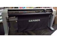 """Gerber/Summa Cutter Plotter 1600 64"""""""