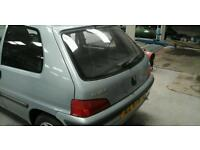 Peugeot 106 01 for sale