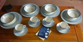 Royal Doulton Daily Mail Bruce Oldfield 20 Piece Dinner Set ~ 2004
