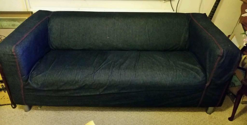 Denim Sofa Ikea Ikea Rp 2 Seater Sofa Bed B 252 Rostuhl Thesofa