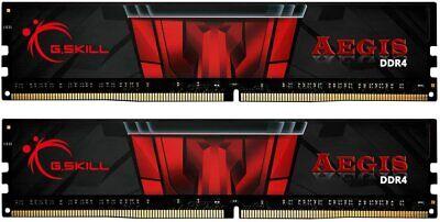 MEMORIA RAM G.SKILL AEGIS KIT16GB 2X8GB DDR4 3200MHz CL16 F4-3200C16D-16GIS