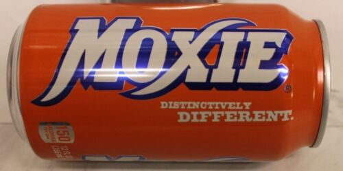 Moxie Regular Soda 12 oz 12 pk cans FREE PRIORITY SHIPPING EXPY date 6-14-2021