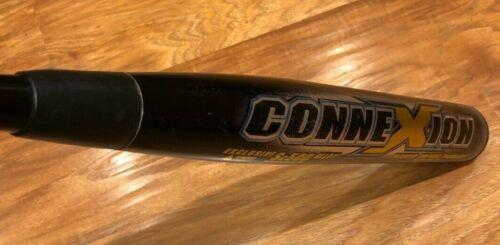 $300 Easton conneXion ST1-Z core Sc500 Mother Load Slowpitch Softball Bat 34 26
