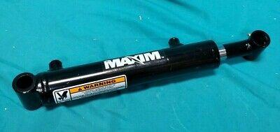 Maxim Hydraulic Cylinder 288-301 1.5 Bore 6 Stroke 1 Rod Oem