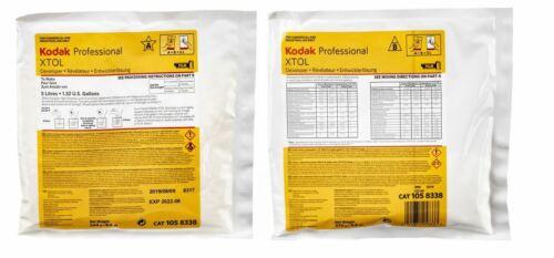 Kodak XTOL film developer to make 5 liters