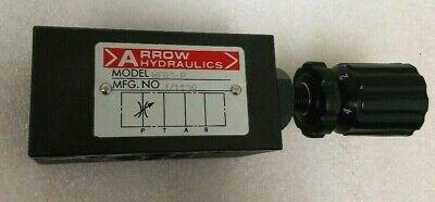 Arrow Hydraulics Flow Control Valve Mers-p
