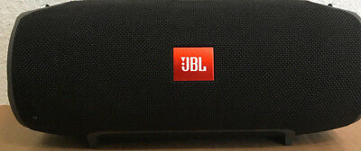 JBL XTREME PORTABLE BLUETOOTH SPEAKER  Works plugged in only. black