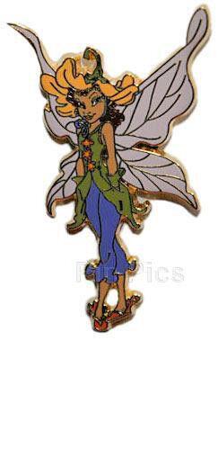 Lily Fairy fairies series Pixie Hollow Dlrp Dlp Disney L Resort Paris 2006 pin