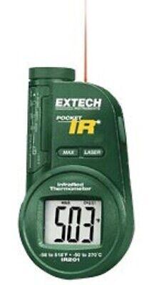 Extech Ir201 Pocket Ir Non Contact Ir Thermometer