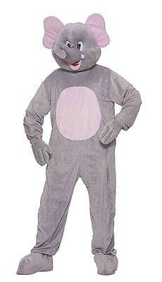 Elephant Adult Costume (Ernie the Elephant Adult Mascot)
