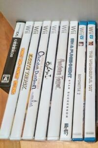 Games for GC/Wii/Wii U