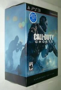 ●○●BRAND NEW CALL OF DUTY GHOSTS HARDENED EDITION PS3●○●