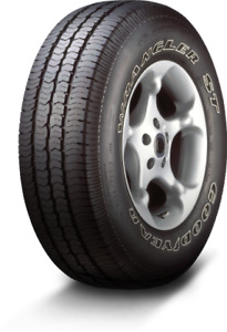 PNEU HIVER USAGÉ COMME NEUF / USED WINTER TIRE LIKE NEW Goodyear