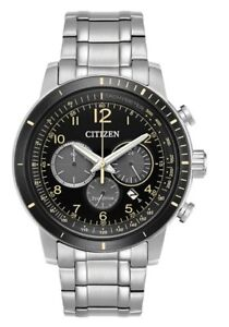 New Citizen Brycen 44mm Men's Casual Watch