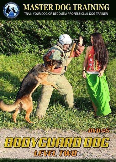Bodyguard Dog Training DVD - Level Two