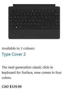 Various MicroSoft Surface Tablet Acces. & Adaptors $20 and up. St. John's Newfoundland image 4