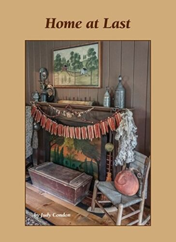 Home at Last FALL Decor Judy Condon 2017 Book   NR